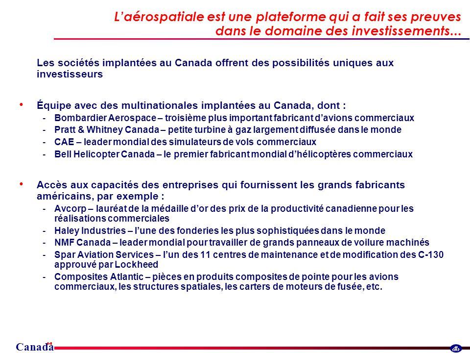 Canada 24 Laérospatiale est une plateforme qui a fait ses preuves dans le domaine des investissements...