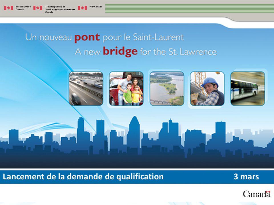1 Lancement de la demande de qualification3 mars 2014