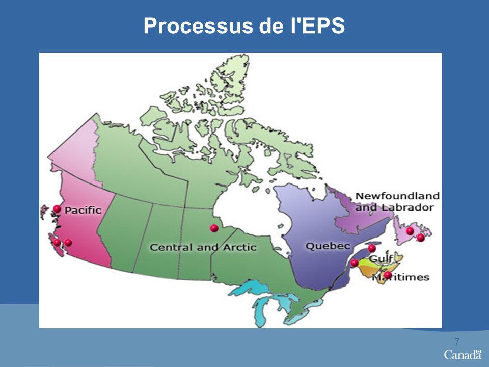 Processus de l'EPS 7
