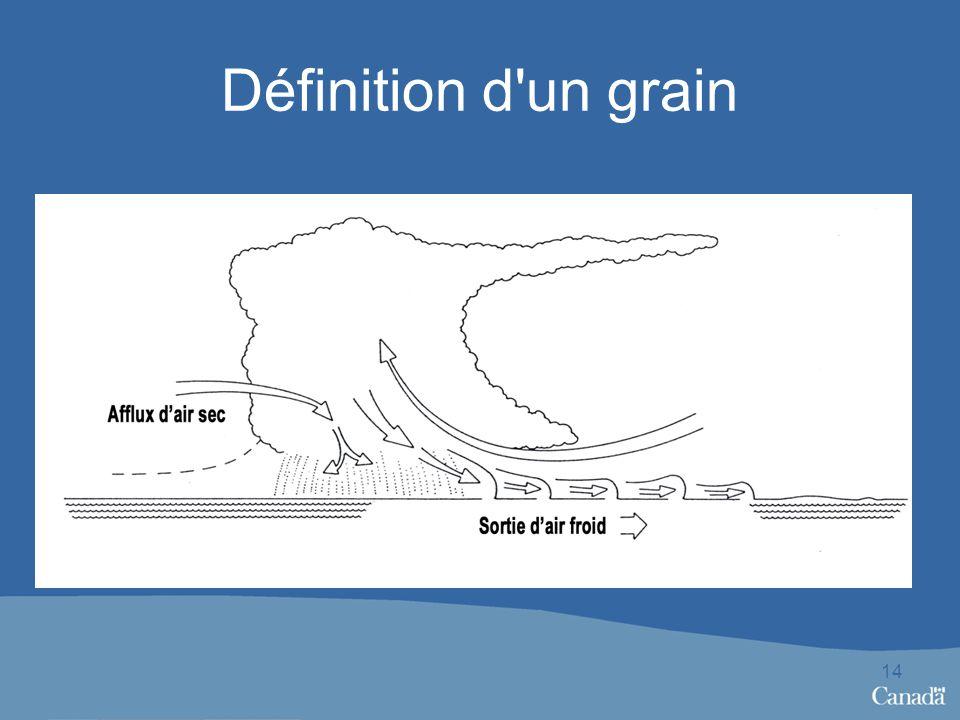 Définition d'un grain 14