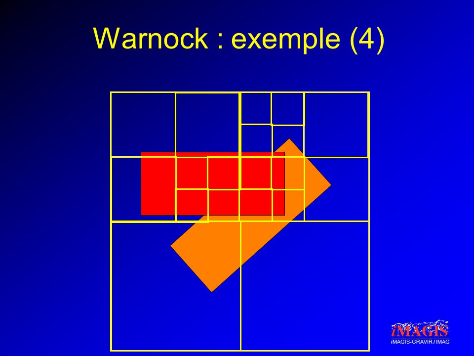 iMAGIS-GRAVIR / IMAG Warnock : exemple (4)