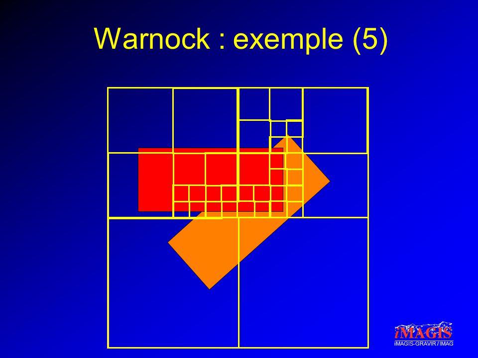 iMAGIS-GRAVIR / IMAG Warnock : exemple (5)