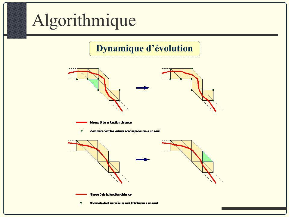 Algorithmique Dynamique dévolution