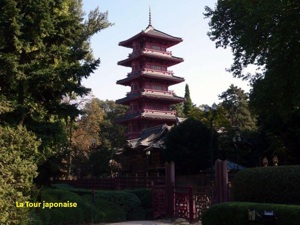 Jardin d Hama Rikyu à Tokyo