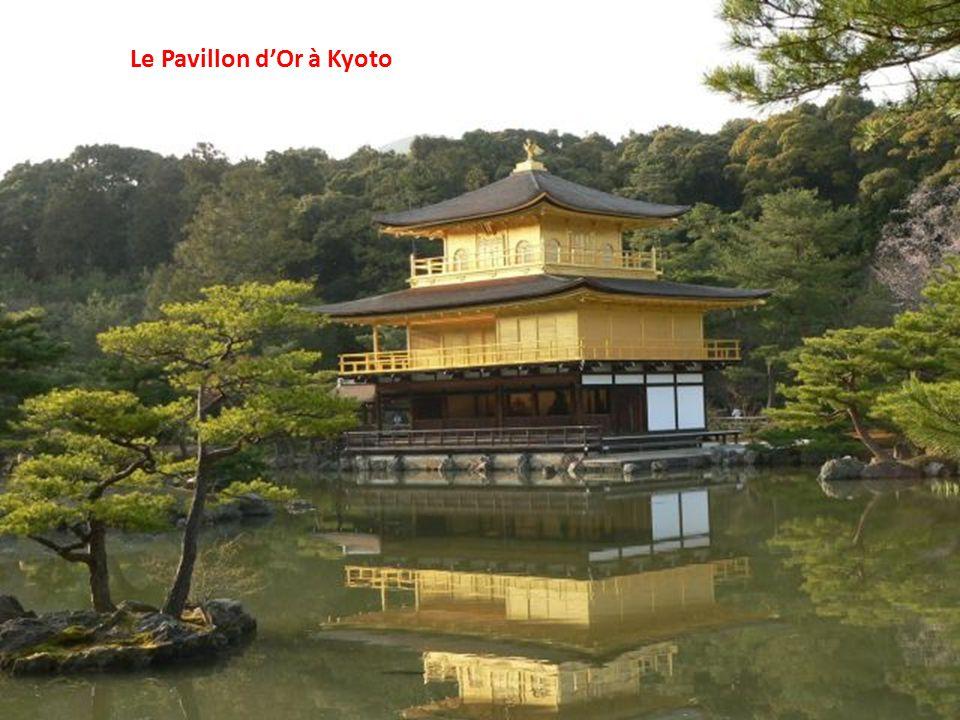 Portes du temple de Nara