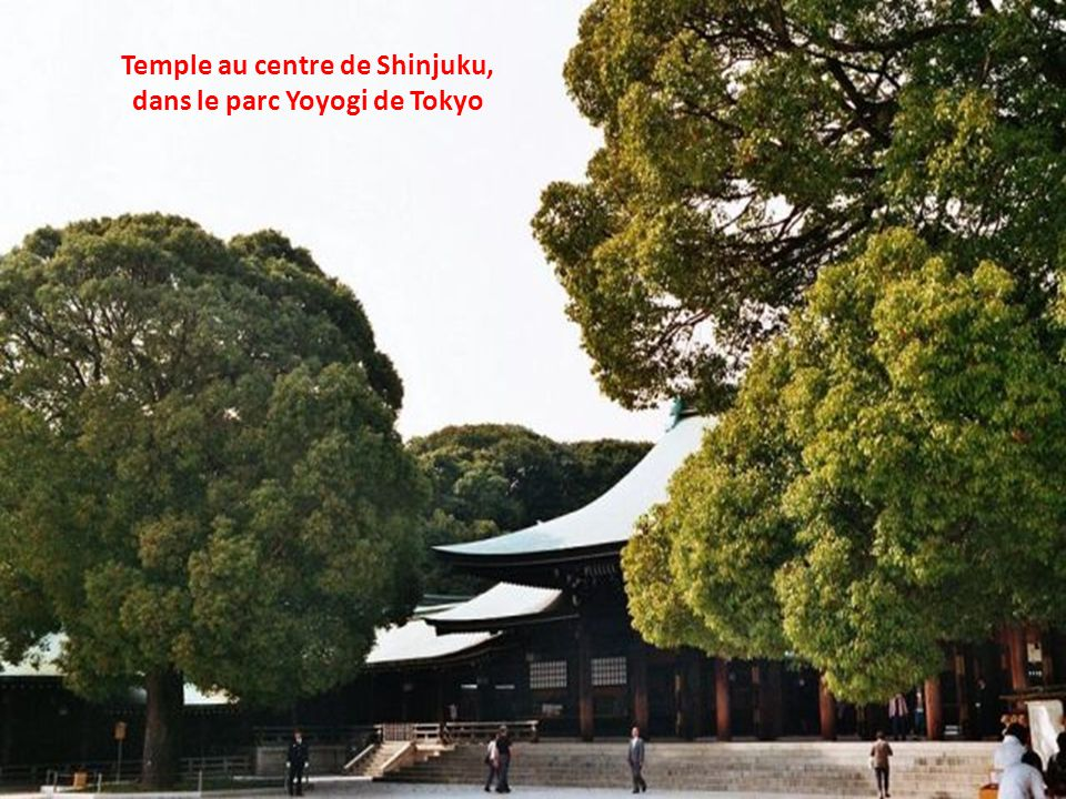 Temple à Innuyama