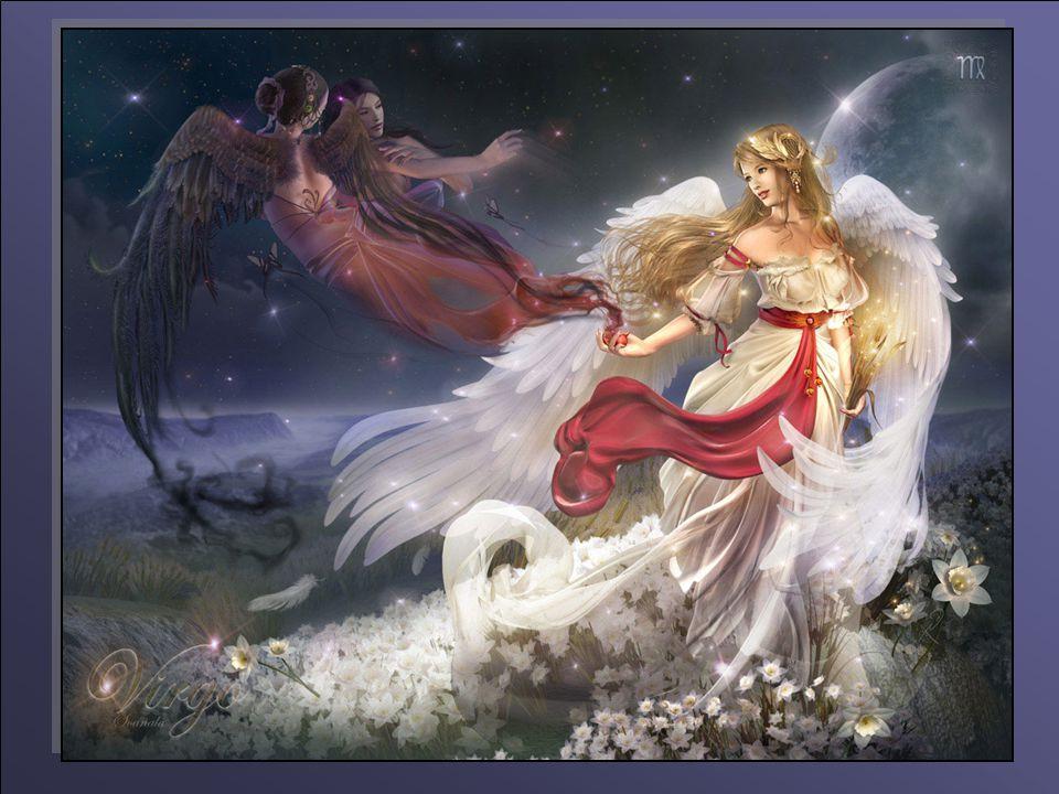 Des anges bien-aimés, l`ont enfin libéré De ses peurs du lendemain de voir ses yeux et de sentir ses mains.