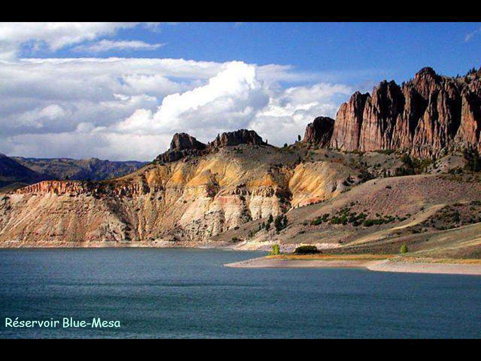 Réservoir Blue-Mesa