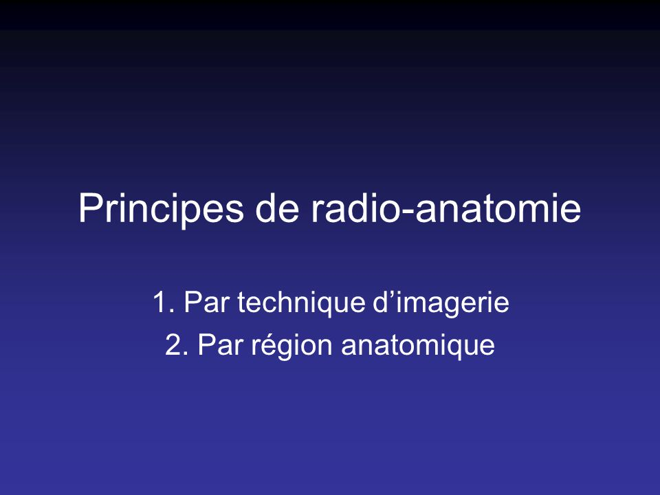Arthrose : –Radios +++ –Arthroscanner : visualisation du cartilage +++ (Sur avis ortho) –+/- IRM (os spongieux)
