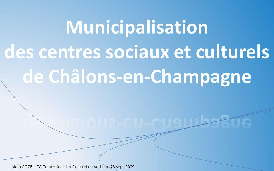 Sommaire …Le contexte actuel …La décision de la Ville …La régie personnalisée …Le calendrier de la municipalisation …Enjeu de la municipalisation