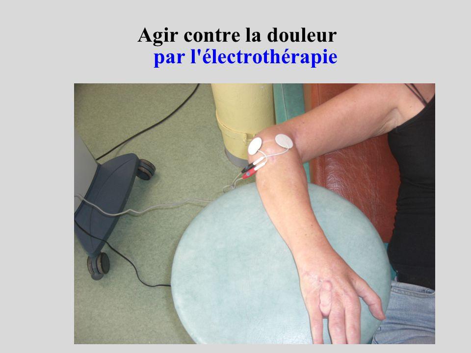 28 Agir contre la douleur par l'électrothérapie