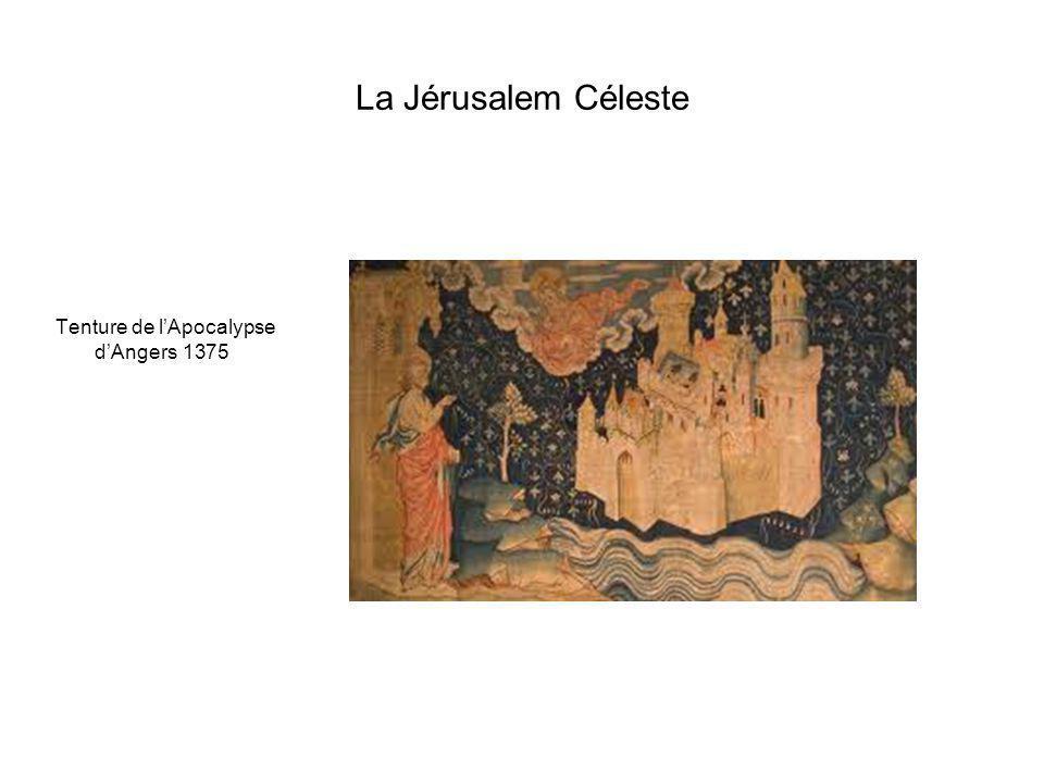 La Jérusalem Céleste Tenture de lApocalypse dAngers 1375