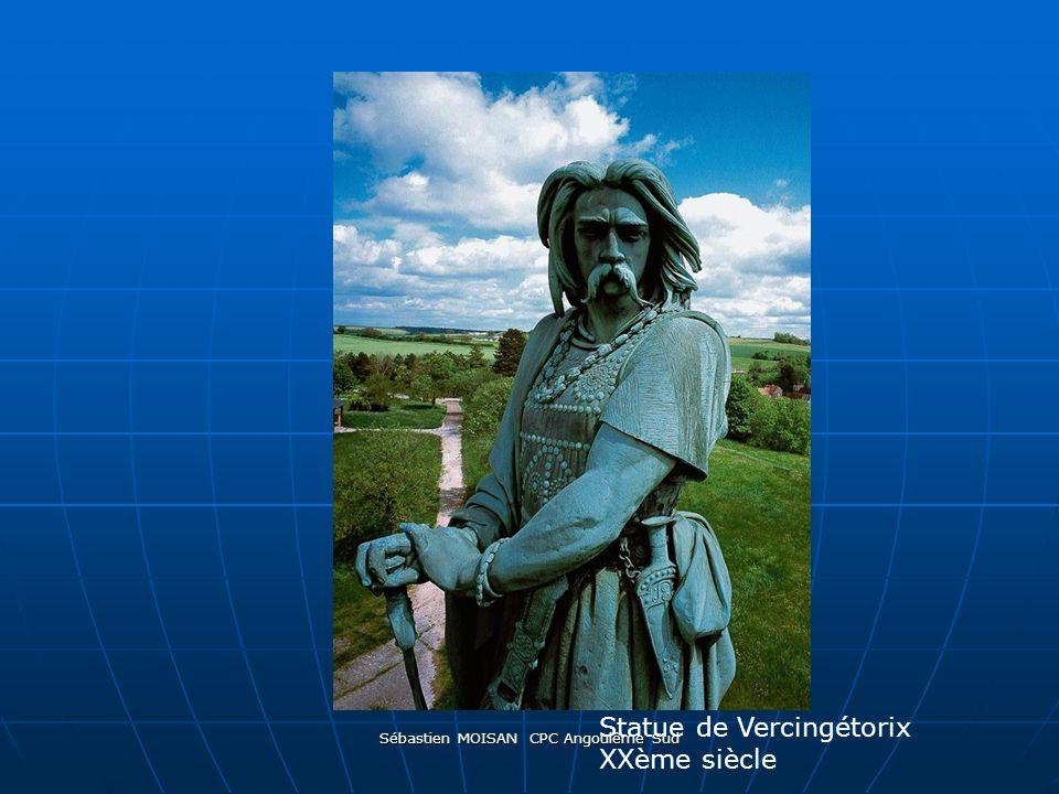 Statue de Vercingétorix XXème siècle