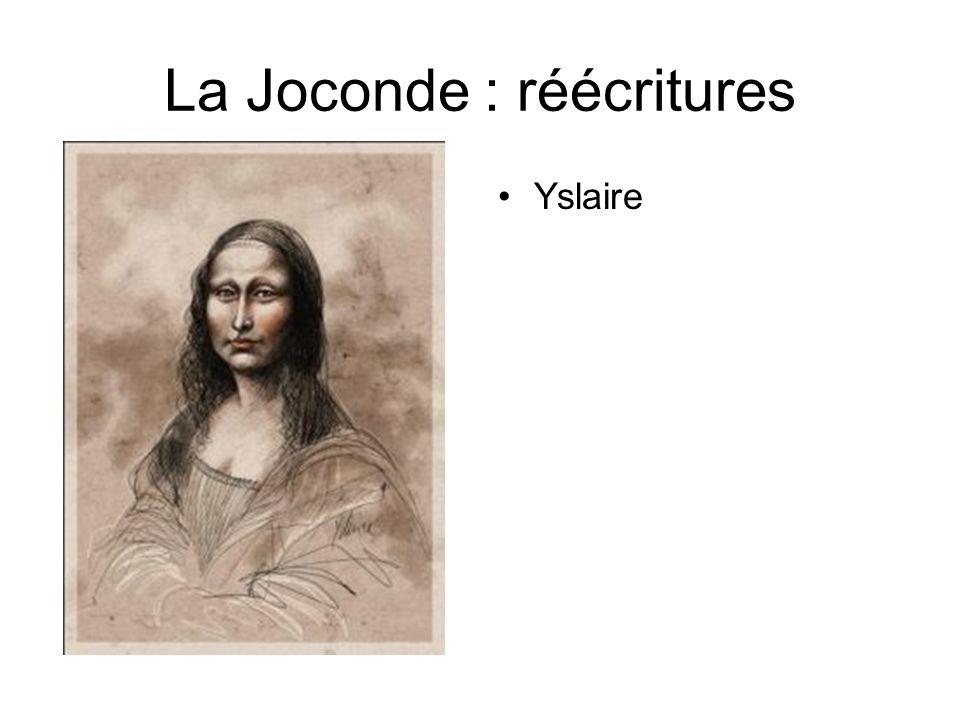 La Joconde : réécritures Yslaire
