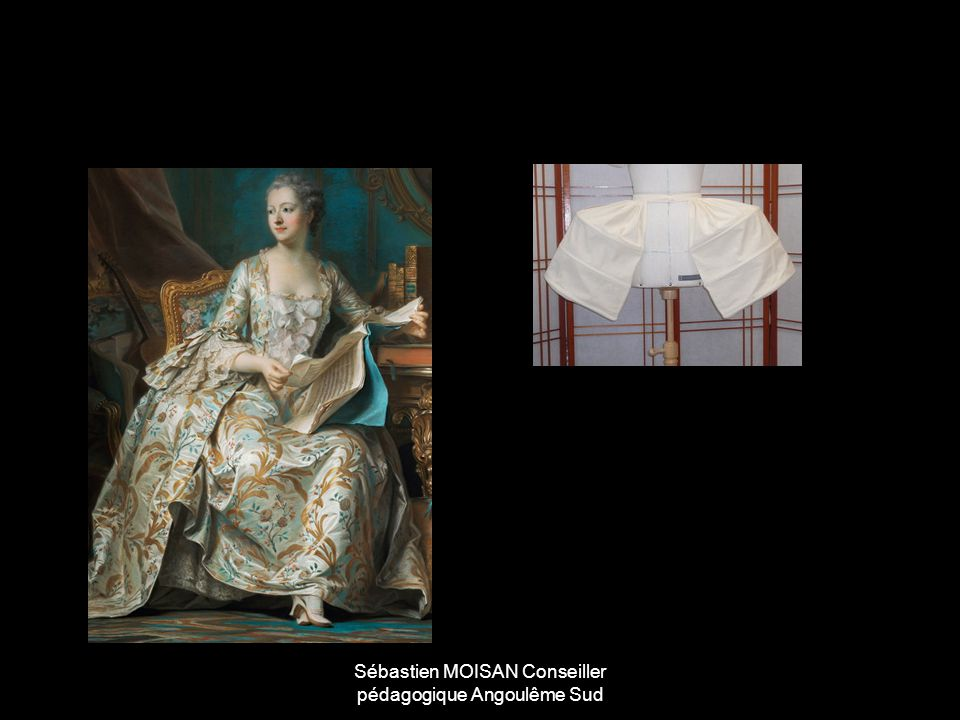 La reine Marie Leszczynska, par Van Loo Le roi Louis XV, par Van Loo La reine Marie-Antoinette, par Elisabeth Vigée-Lebrun