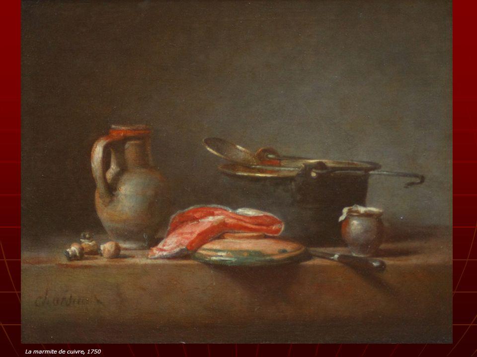 Sébastien MOISAN Conseiller pédagogique Angoulême Sud La marmite de cuivre, 1750