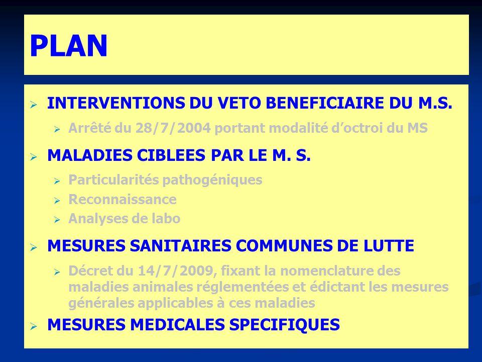 Rappels généraux sur les maladies animales réputées contagieuses ciblées par le mandat sanitaire (2010) Imed TURKI Mme Médiha KHBOU-KHAMASSI Nord (Tun