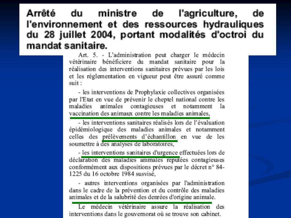 PLAN INTERVENTIONS DU VETO BENEFICIAIRE DU M.S. Arrêté du 28/7/2004 portant modalité doctroi du MS MALADIES CIBLEES PAR LE M. S. Particularités étio-p