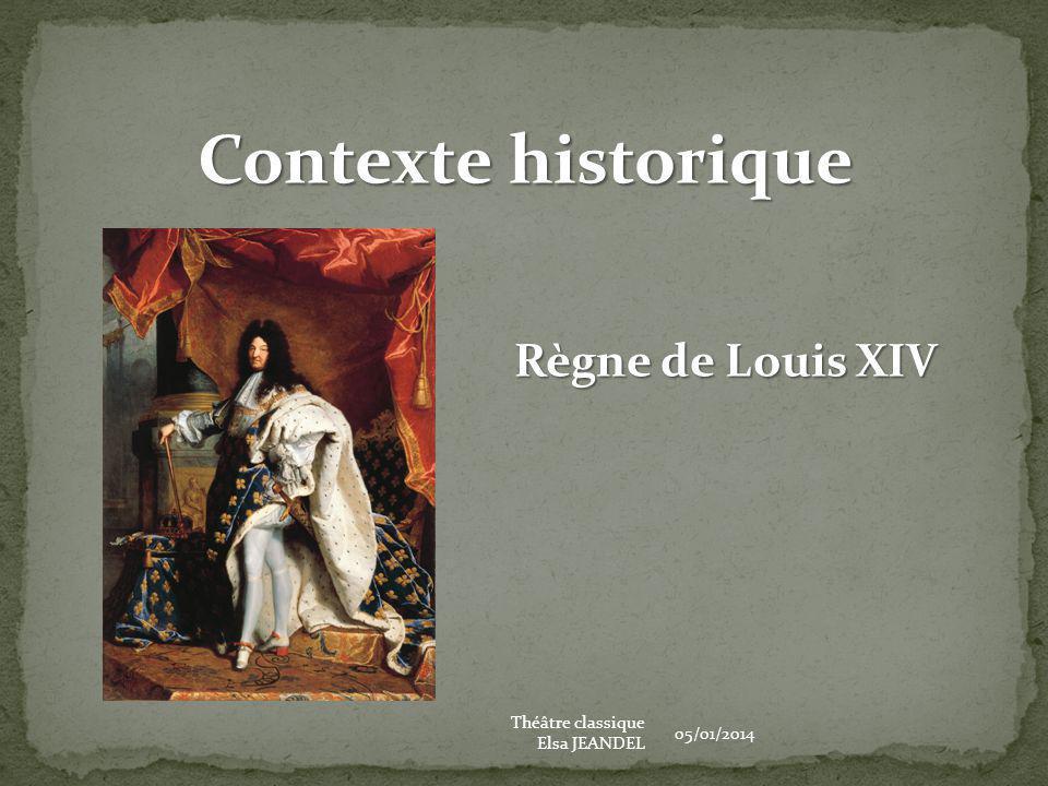 05/01/2014 Théâtre classique Elsa JEANDEL Extrait du film Le Roi danse de Gérard Corbiau (2000)