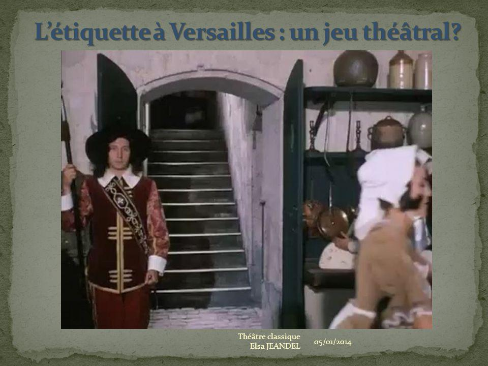 05/01/2014 Théâtre classique Elsa JEANDEL Deux genres majeurs Tragédie et comédie classiques Trois dramaturges