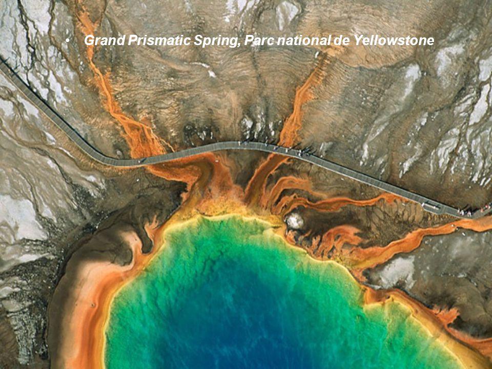 Grand Prismatic Spring, Parc national de Yellowstone
