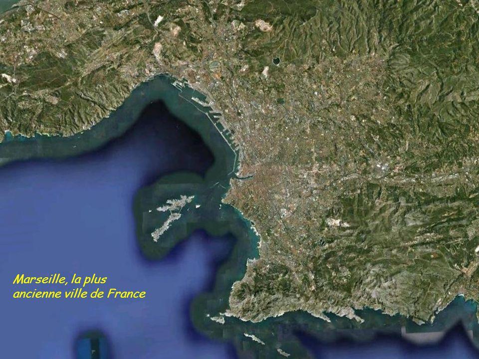 Marseille, la plus ancienne ville de France