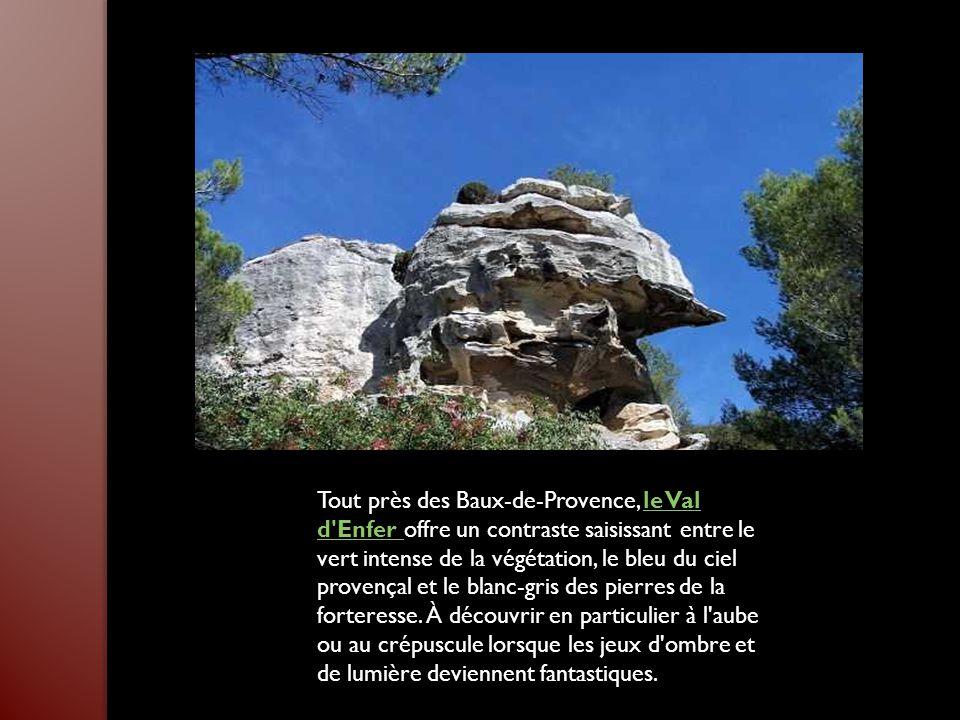 Dans les Alpes-de-Haute-Provence, le plateau de Valensole s'étend sur une superficie de 800 km². Lavandes et tournesols enchantent ce paysage typiquem