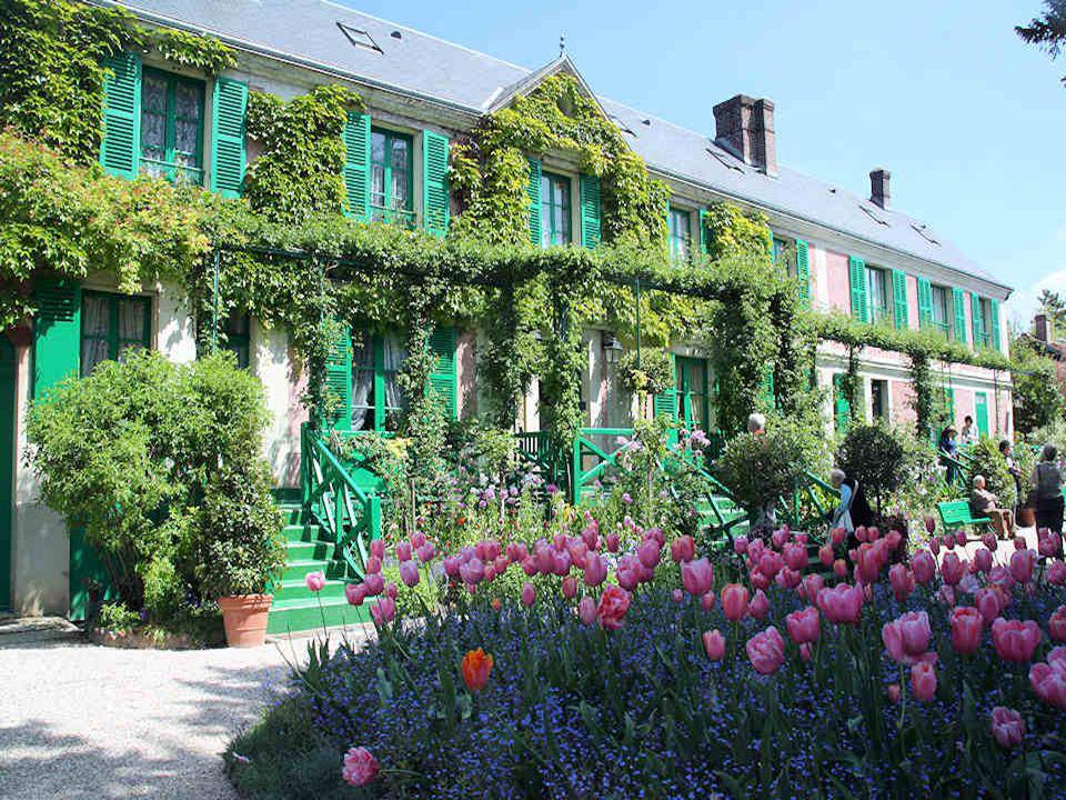 Giverny est une commune française, située dans le département de l'Eure (à la limite des Yvelines) et de la région Haute-Normandie. En 1883, Claude Mo