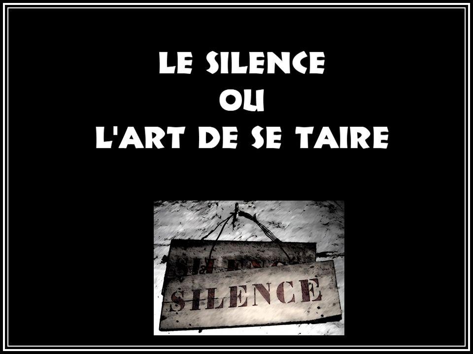 Le silence est un texte difficile à interpréter. A.A. Attanasio