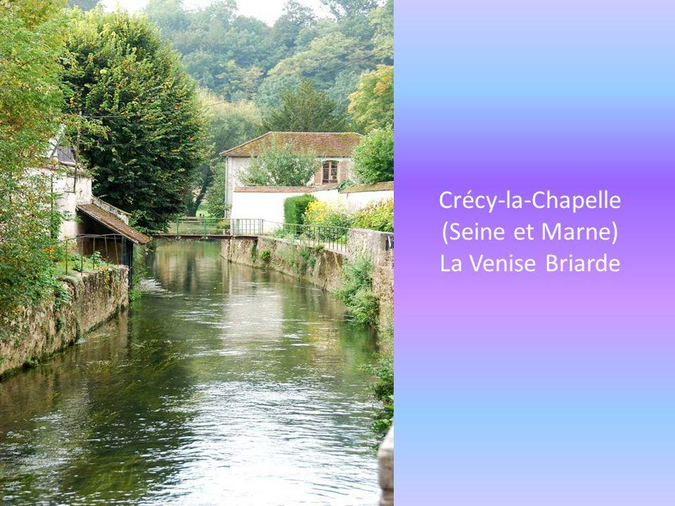 Coulommiers au cœur de la Brie (Seine et Marne).