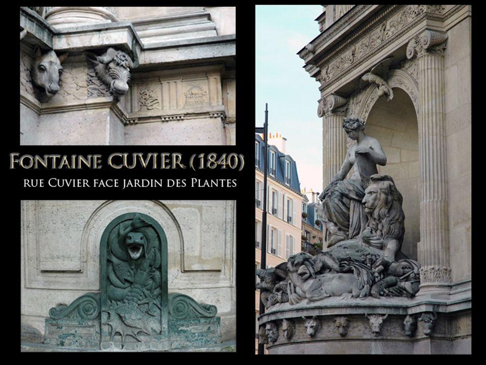 Cour Lefuel, Musée du Louvre (fin du XIX ème s.)