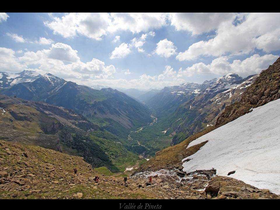 Face N du Mont Perdu