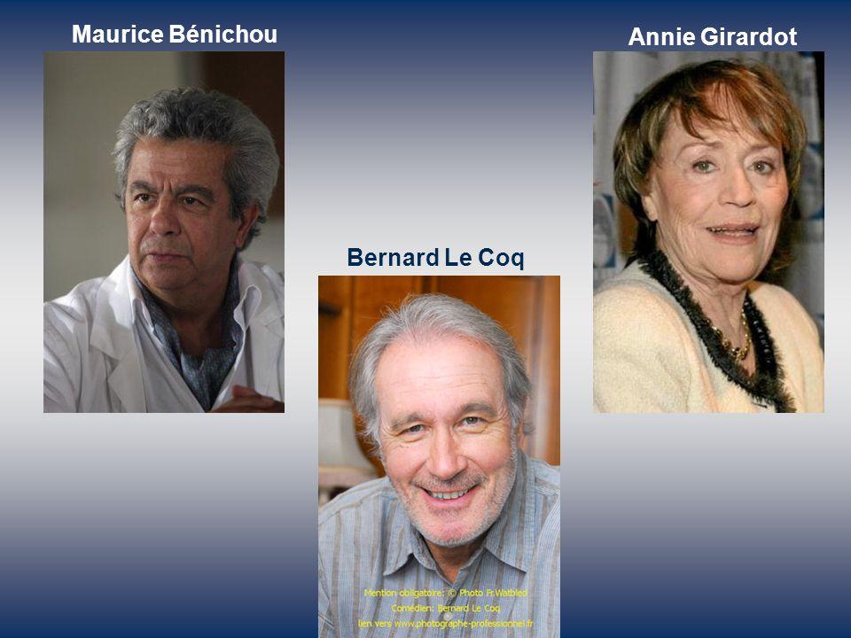 Annie Girardot Maurice Bénichou Bernard Le Coq