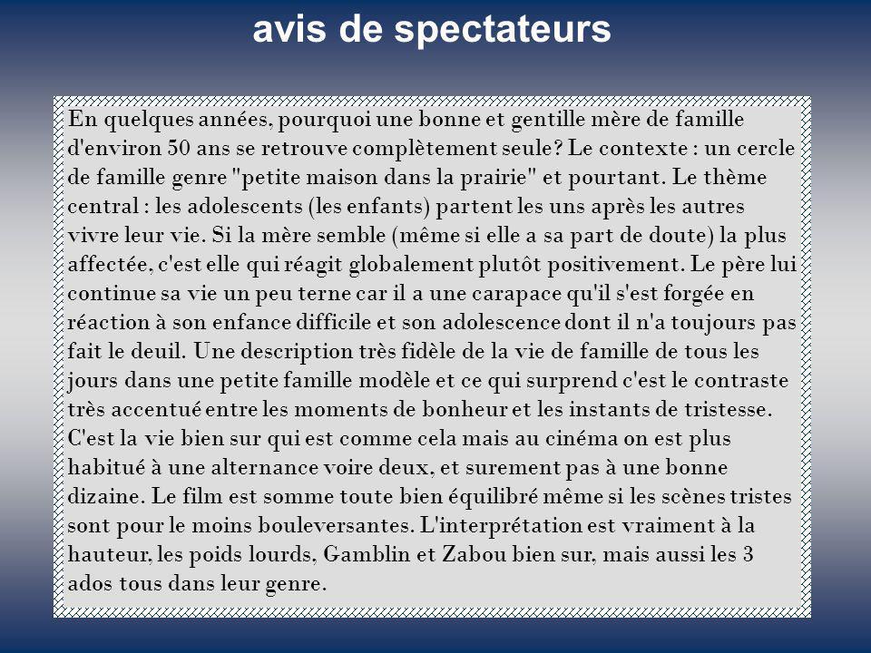 aVoir-aLire.com XXXX Le Parisien XXXX Le Point XXX L'Express XXX Ouest France XXX Télérama XXX Le Monde XXX Le Journal du Dimanche XXX Première XXX St
