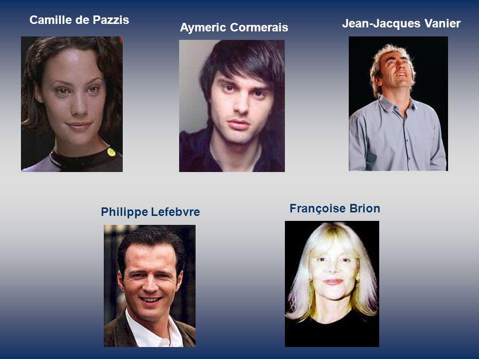 Roger DumasCécile Cassel Sarah Cohen-Hadria Gilles Lellouche François-Xavier Demaison Stanley Weber
