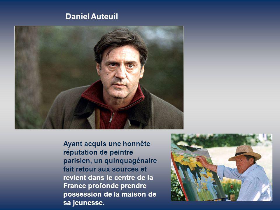 Ayant acquis une honnête réputation de peintre parisien, un quinquagénaire fait retour aux sources et revient dans le centre de la France profonde prendre possession de la maison de sa jeunesse.