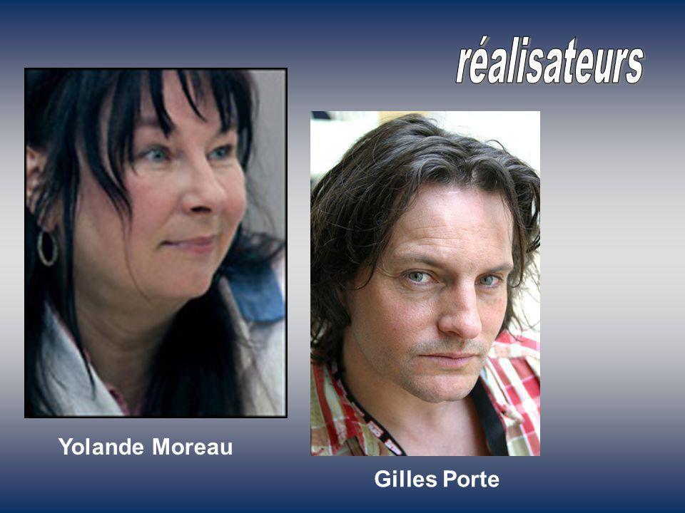Gilles Porte Yolande Moreau