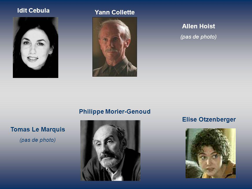 Jeremias Nussbaum Gilles Gaston-DreyfusMichel Jonasz Jean-Pierre BeckerBernard Blancan André Cavaillé (pas de photo)