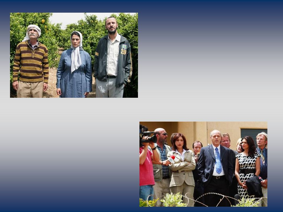 Amos Lavie (pas de photo) Tarik Copty Amnon Wolf (pas de photo) Smadar Yaaron (pas de photo) Aylet Robinson (pas de photo) Danny Leshman Liron Banares (pas de photo) Loai Nofi (pas de photo) Hili Yalon (pas de photo) Makram Khoury Michael Warshaviak (pas de photo)