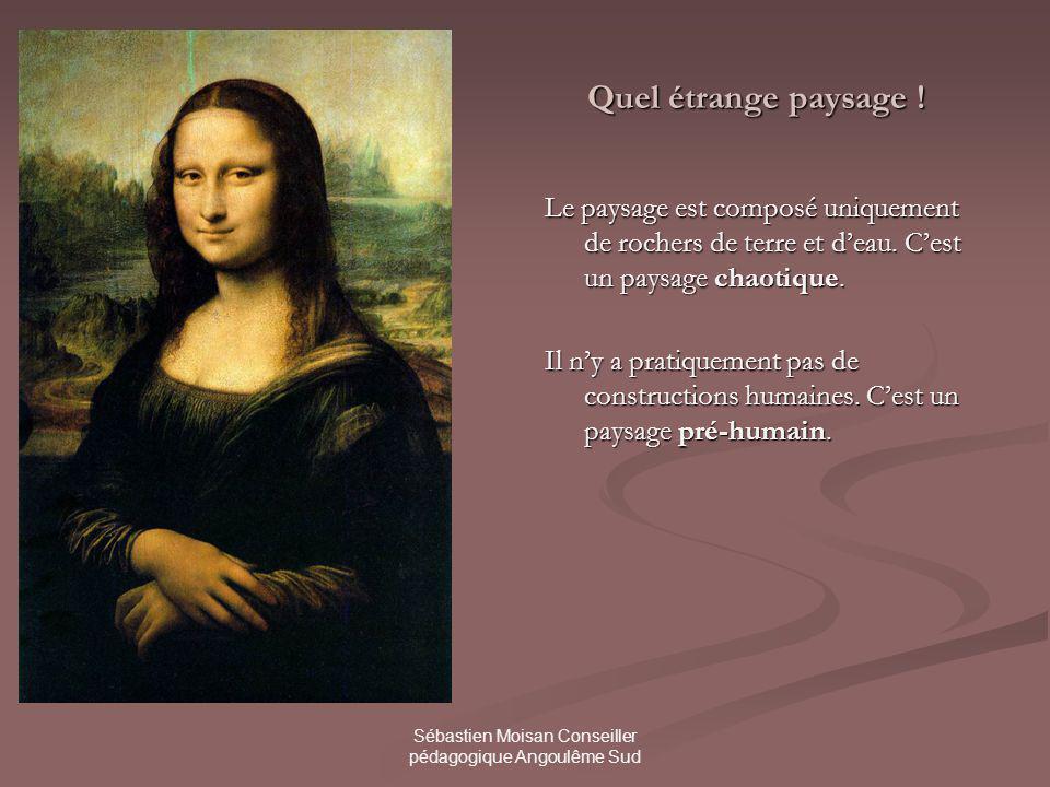 Sébastien Moisan Conseiller pédagogique Angoulême Sud Et le pont… Un pont enjambe une rivière.