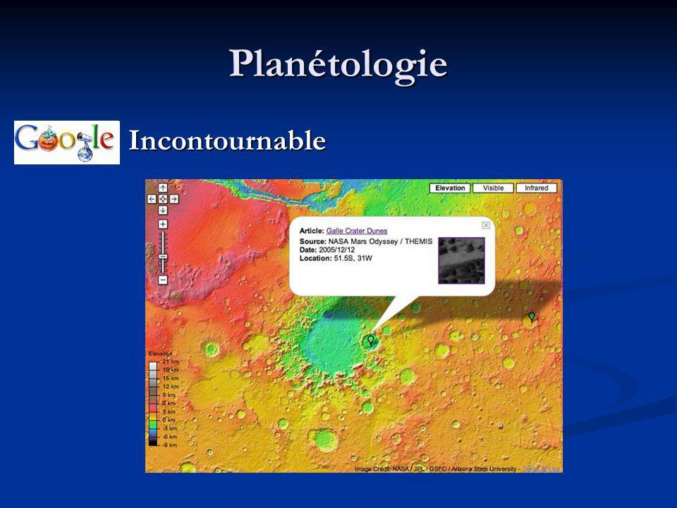 Planétologie