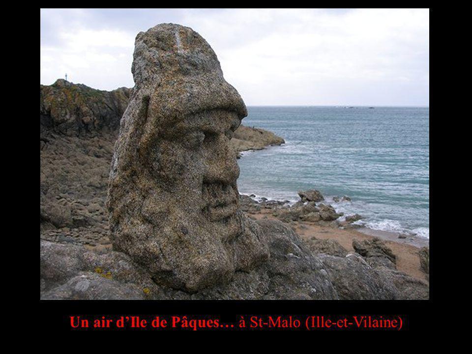 Un air dIle de Pâques… à St-Malo (Ille-et-Vilaine)