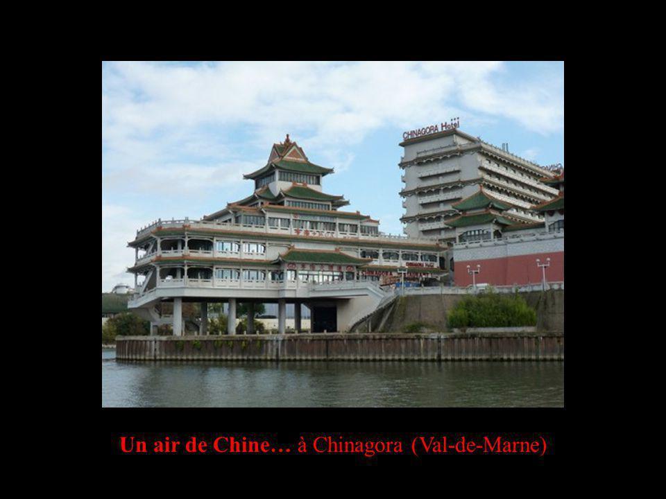 Un air de Chine… à Chinagora (Val-de-Marne)