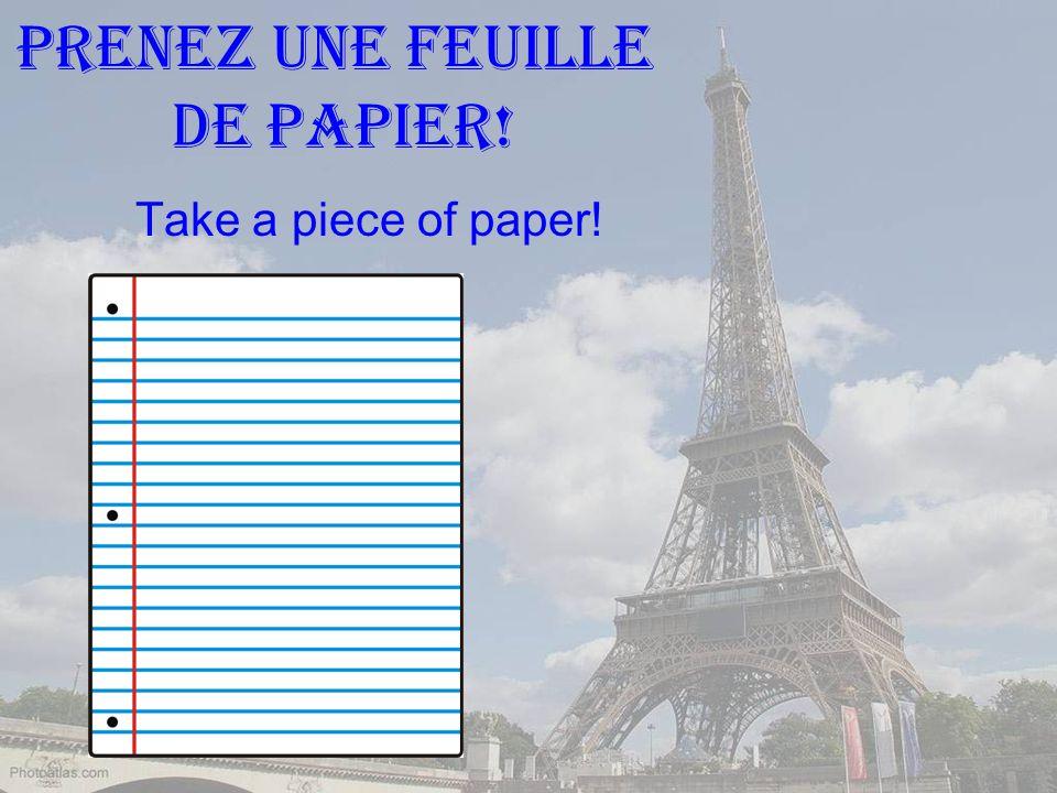 http://www.wallpapers247.com/wallpaper/Eiffel-Tower-Paris / Prenez une feuille de papier.