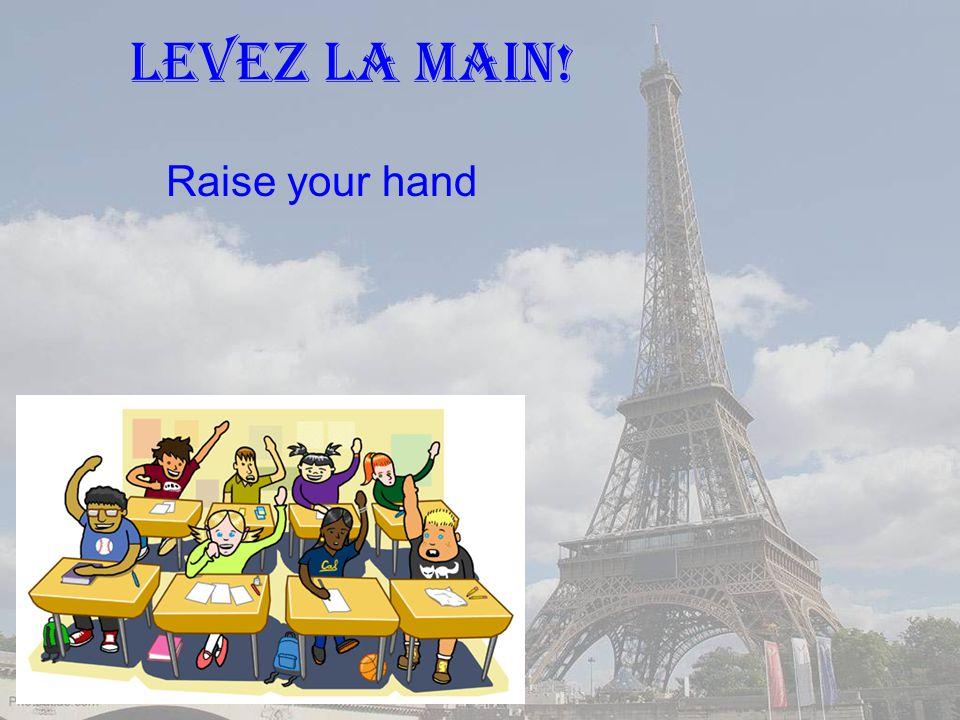 http://www.wallpapers247.com/wallpaper/Eiffel-Tower-Paris / Levez la main! Raise your hand