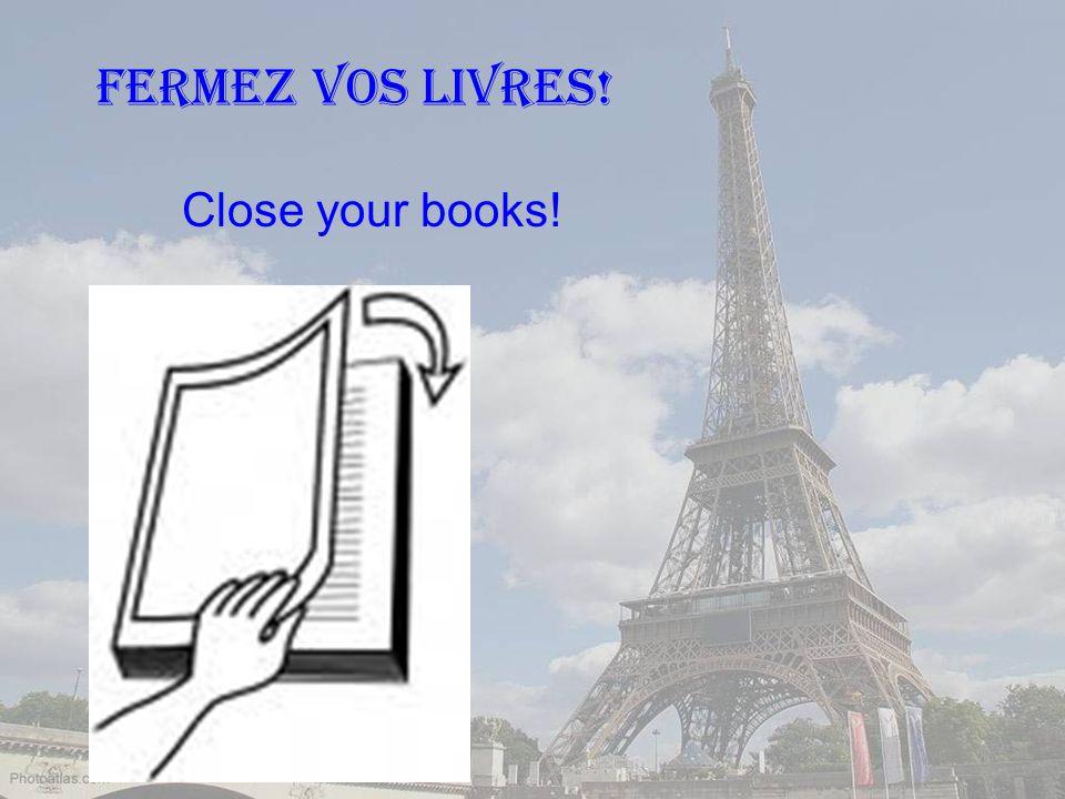 http://www.wallpapers247.com/wallpaper/Eiffel-Tower-Paris / Fermez vos livres! Close your books!