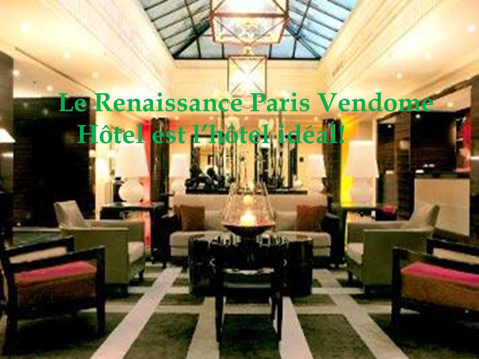 Renaissance Paris Vendome Hotel.Web. 9 Mar. 2010..