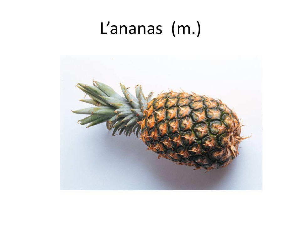 Lananas (m.)