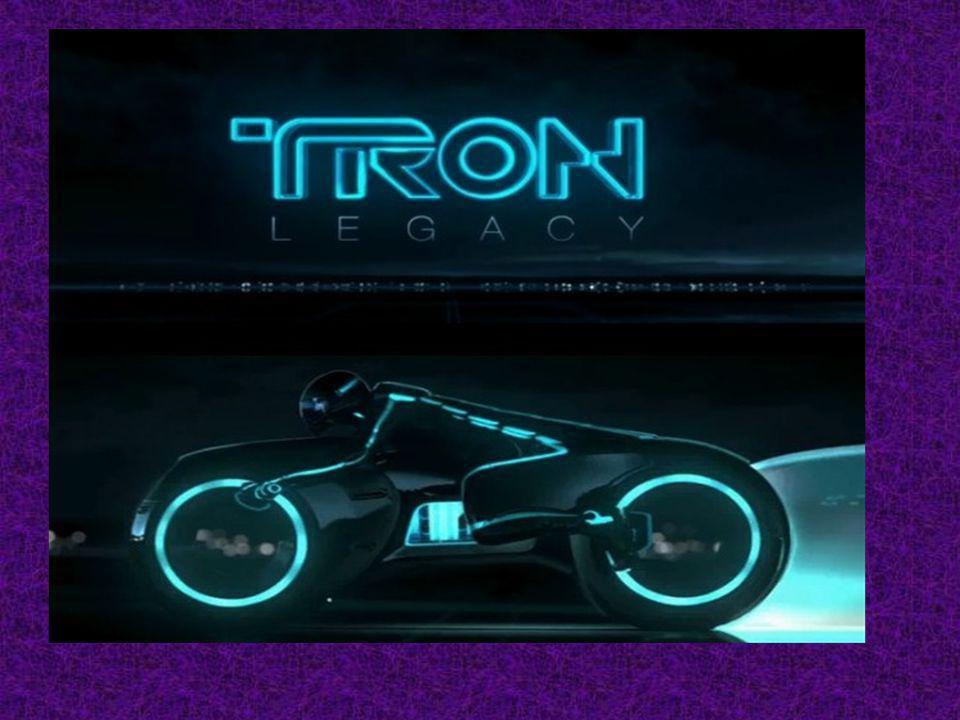Nous avons regardé le film TRON Legacy.