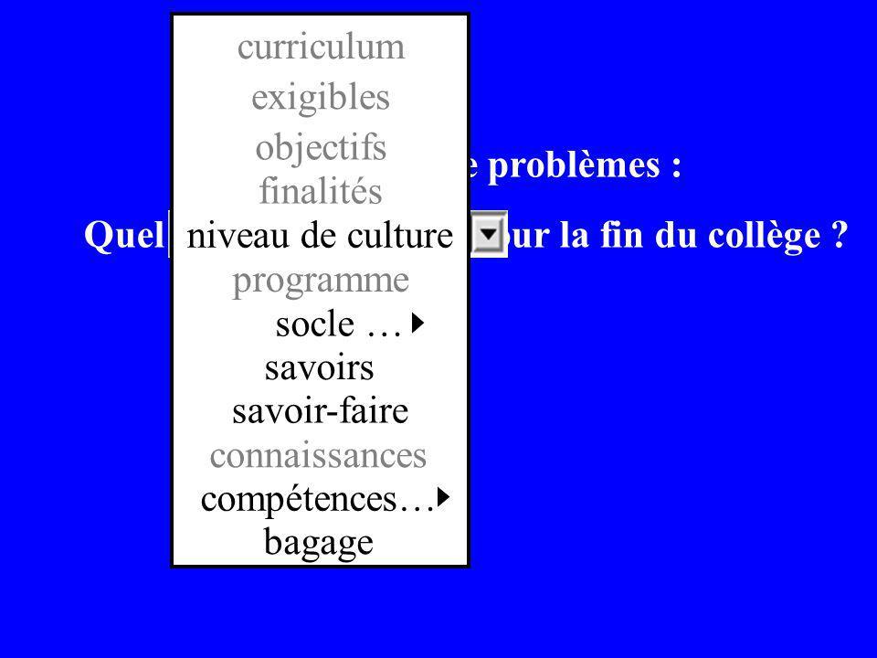 Inspection générale 2004